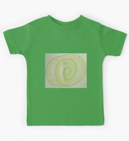 Coiled Snake Kids Clothes