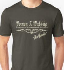 Vernon T Waldrip 'He's Bonafide' T-Shirt