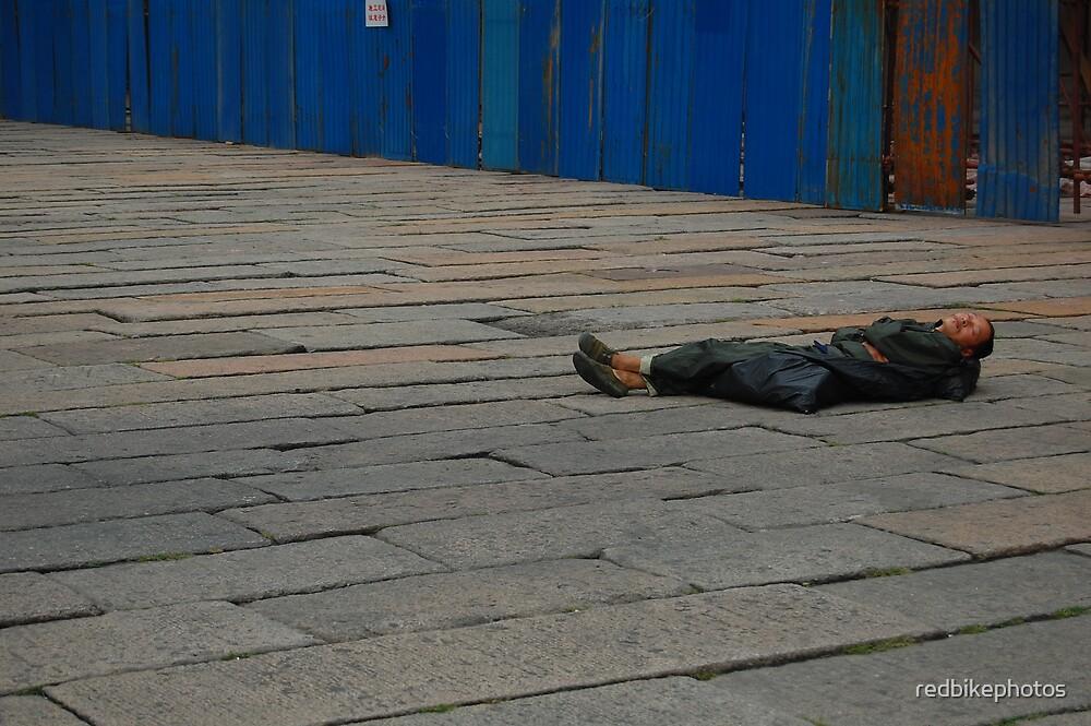 asleep in the Forbidden City by redbikephotos