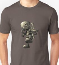 Steampunk Steambot Unisex T-Shirt