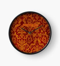 Rise and Shine Cous Clock
