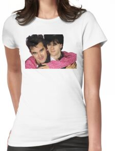 Morrissey and Marr Womens Fitted T-Shirt