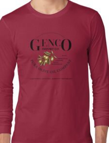 The Godfather - Genko Olive Oil Company Long Sleeve T-Shirt