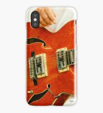 A Body of Red  iPhone Case/Skin