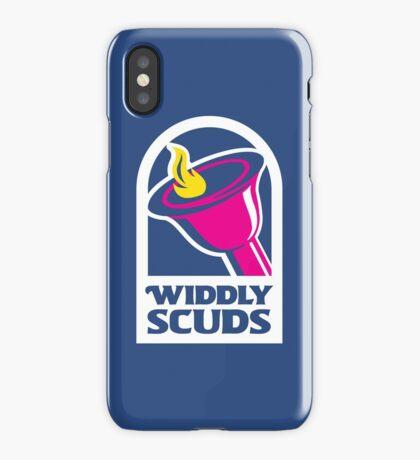 Widdly Scuds iPhone Case