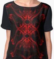 Dragons Breath Chiffon Top