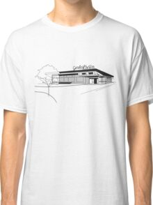Architecture Post-war Modernism - Gruba Kaśka, Warszawa Classic T-Shirt