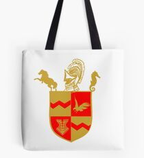 Silas University Coat of Arms Tote Bag