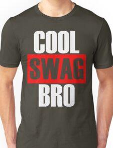 Cool Swag Bro Hip Hop Casual Stretwear Urban Style Unisex T-Shirt