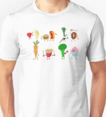 Food fight! T-Shirt