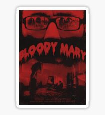 Supernatural Bloody Mary  Sticker