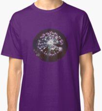 Floral Fireworks. Dark Floral Classic T-Shirt