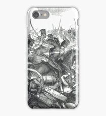 The Charge of the Light Brigade at Balaclava,  Crimean War 1854 iPhone Case/Skin