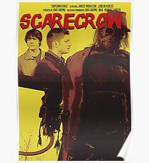 Supernatural Scarecrow Poster