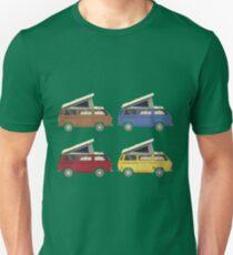 VW Westfalia Camper Van Unisex T-Shirt