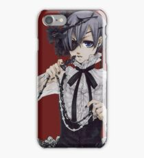 ciel phantomhive iPhone Case/Skin