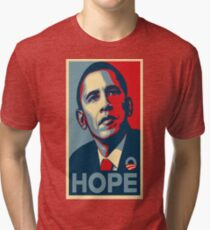 Obama Hope Tri-blend T-Shirt