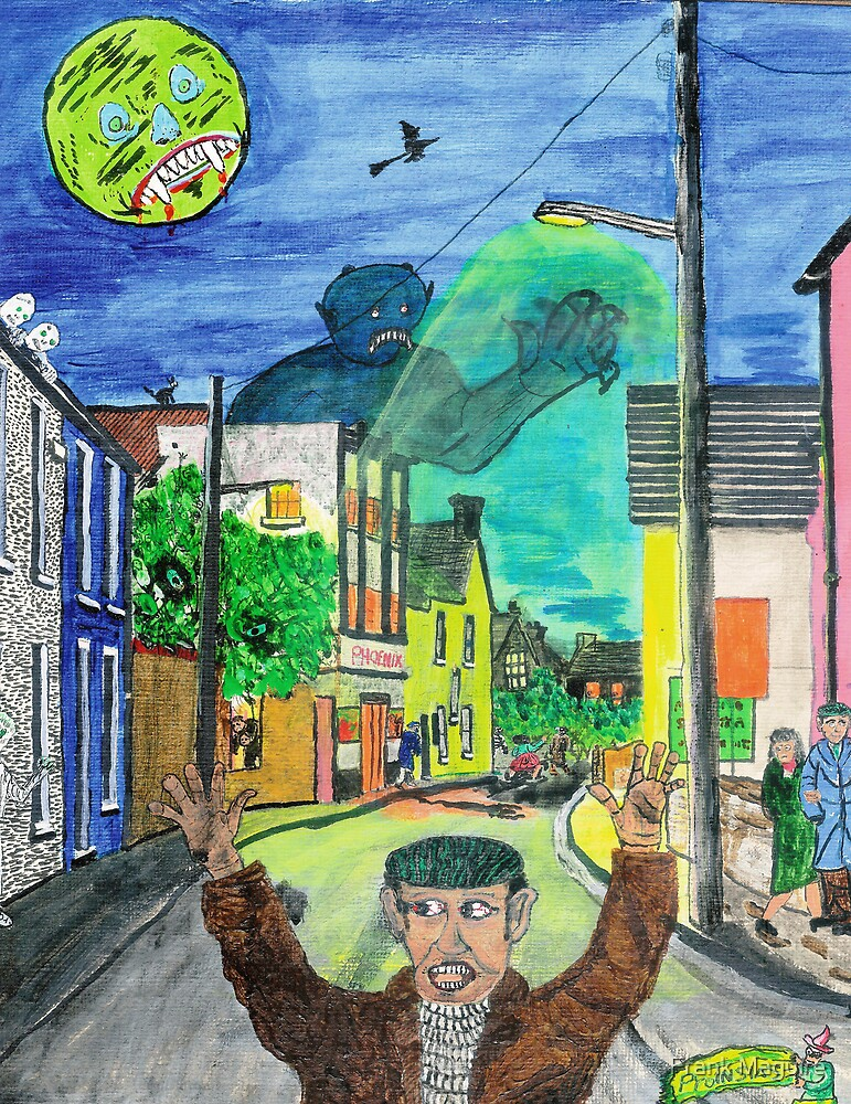 A Nervous Night in Dingle. by Frank Maguire