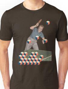 The Tabletennis Player Unisex T-Shirt