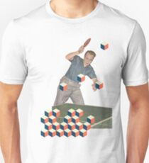 The Tabletennis Player T-Shirt