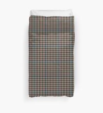 Strathspey Estate Check District Tartan  Duvet Cover