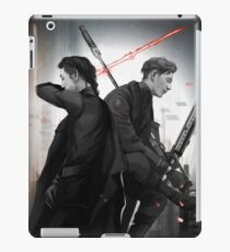 Sniper and Knight iPad Case/Skin