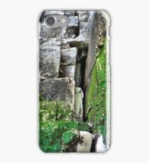 Tetris Cliffs iPhone Case/Skin
