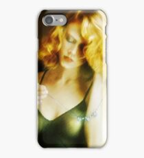 The Girl Who Gets Presents iPhone Case/Skin