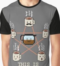 This is my Summon Spell Graphic T-Shirt