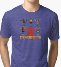 Transformers Dinobots Tri-blend T-Shirt