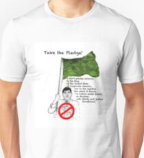 Take the Pledge T-Shirt