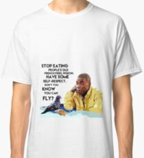 Tracy Jordan: Friend of Pigeons Classic T-Shirt