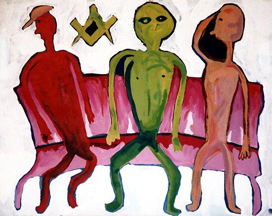 Dead Friends 3 by John Douglas
