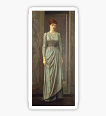 Edward Burne-Jones - Lady Windsor Sticker