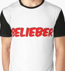 belieber Graphic T-Shirt