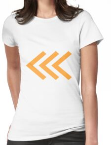 Arrows 9 Womens Fitted T-Shirt