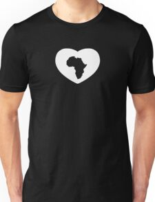 HEART OF AFRICA Unisex T-Shirt