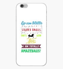 Waverly Earp - Totally Amazeballs!  iPhone Case