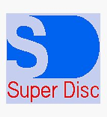Nintendo PlayStation Super Disc ® Photographic Print