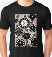 rat race against time Unisex T-Shirt