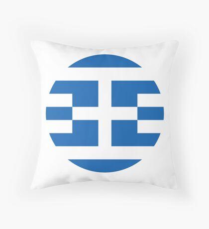 Greece 1.0 Throw Pillow