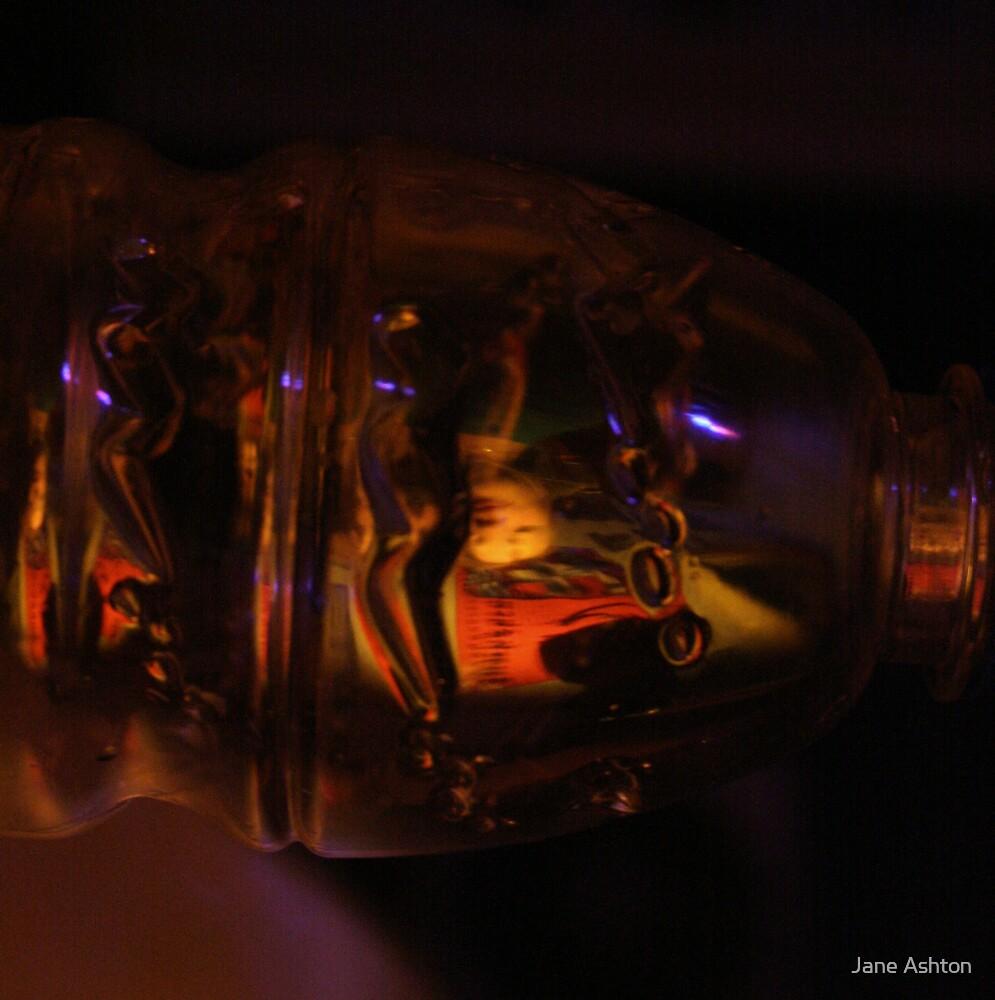 message in a bottle  by Jane Ashton