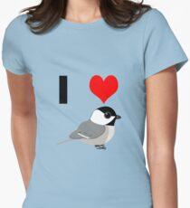I heart Chickadees T-Shirt