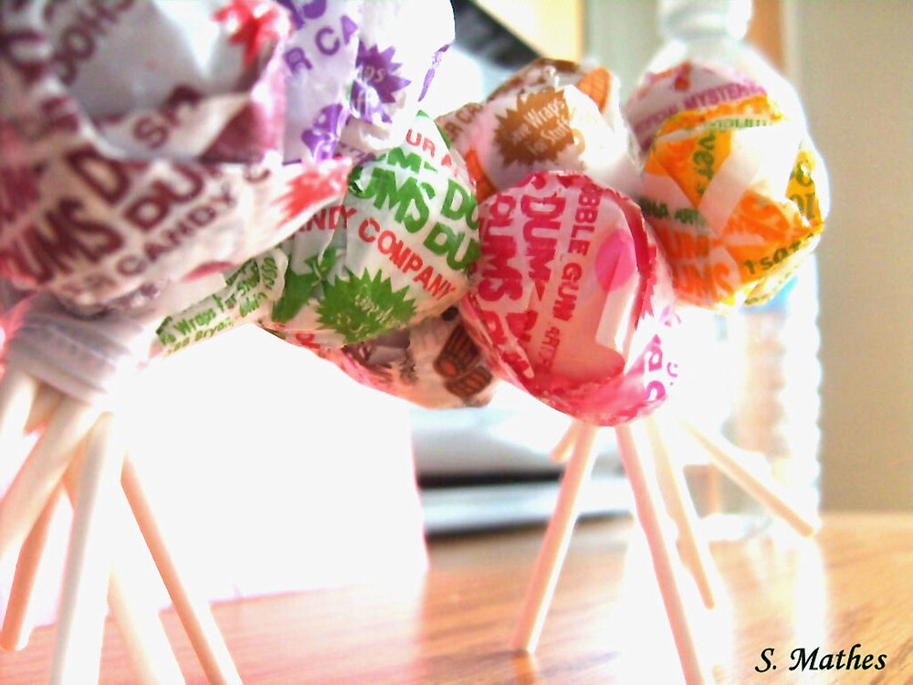 The Candyman Can by Shante' Mathes