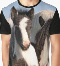 Mare & Foal Graphic T-Shirt