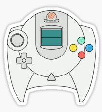 Dreamcast Controller Sticker
