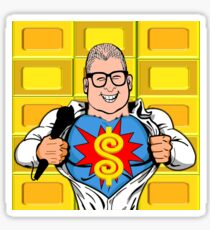 TV Game Show - TPIR (The Price Is...) Drew Is Super Sticker
