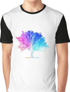 Tree color explosion Graphic T-Shirt