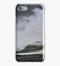 Twilight Storm (With Sky Grain) iPhone Case/Skin