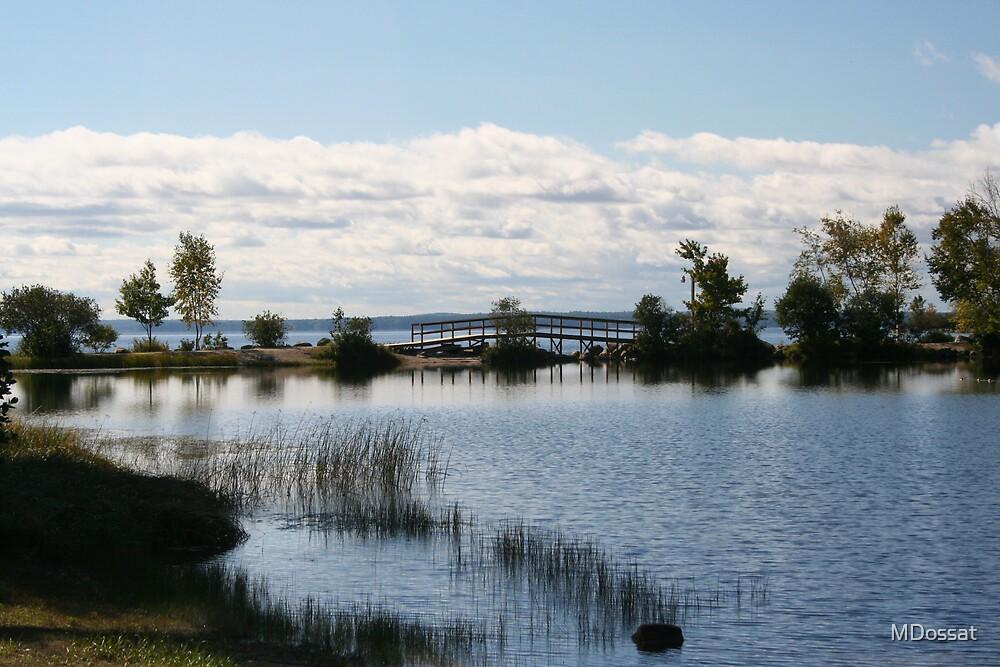 Sebago Lake II by MDossat